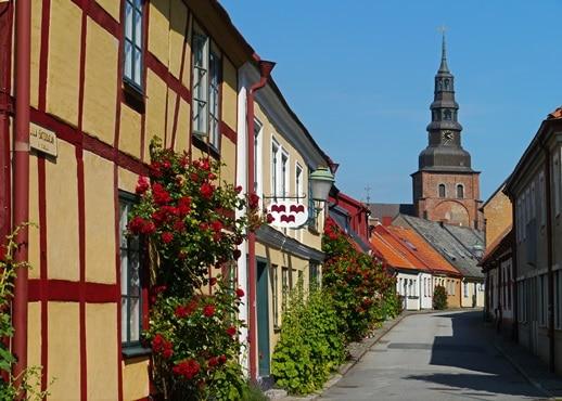 Ystad, Suède