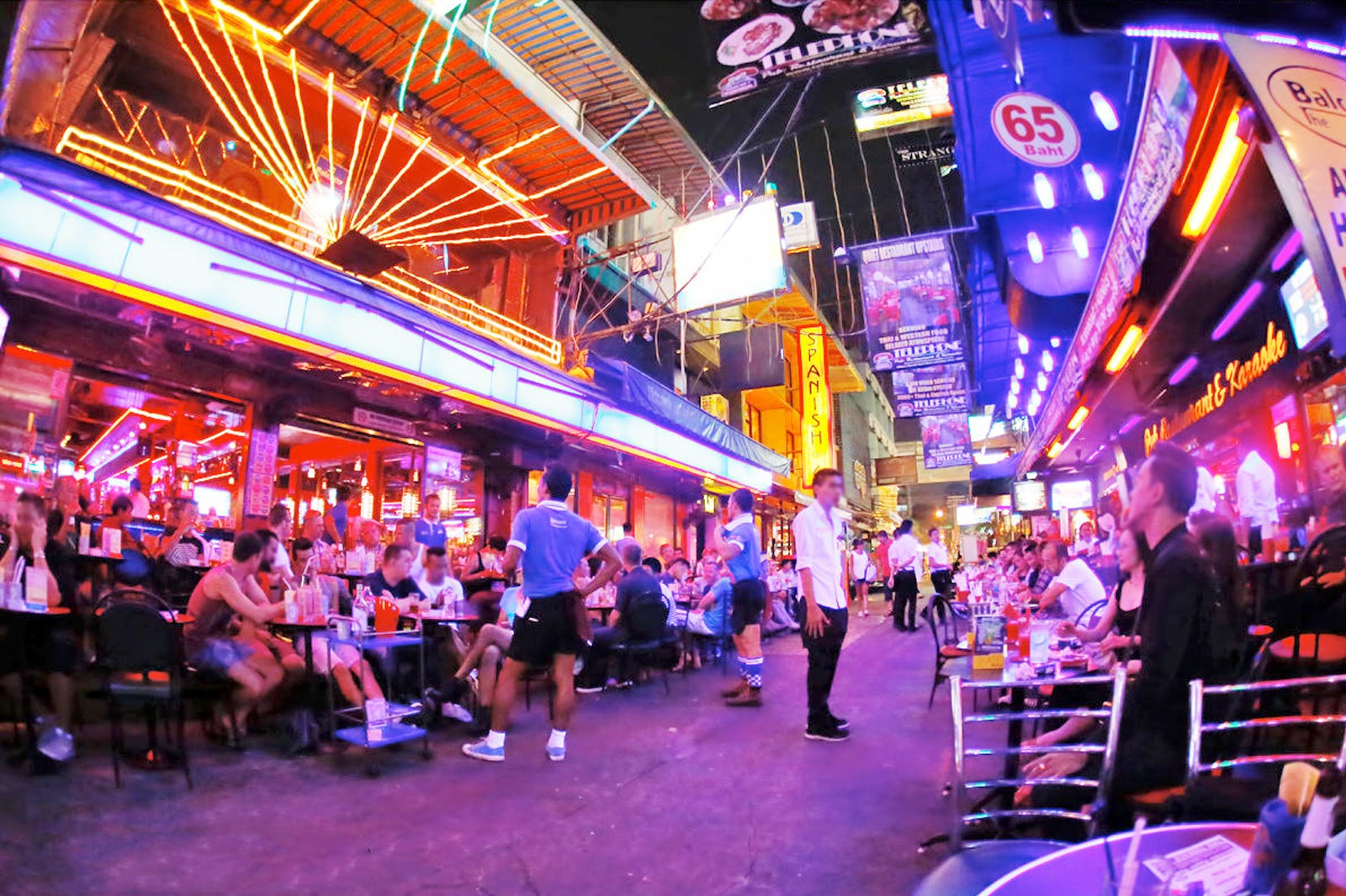 Nightlife in bangkok for singles