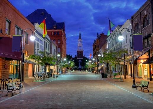 Burlington, Vermont, Sjedinjene Američke Države