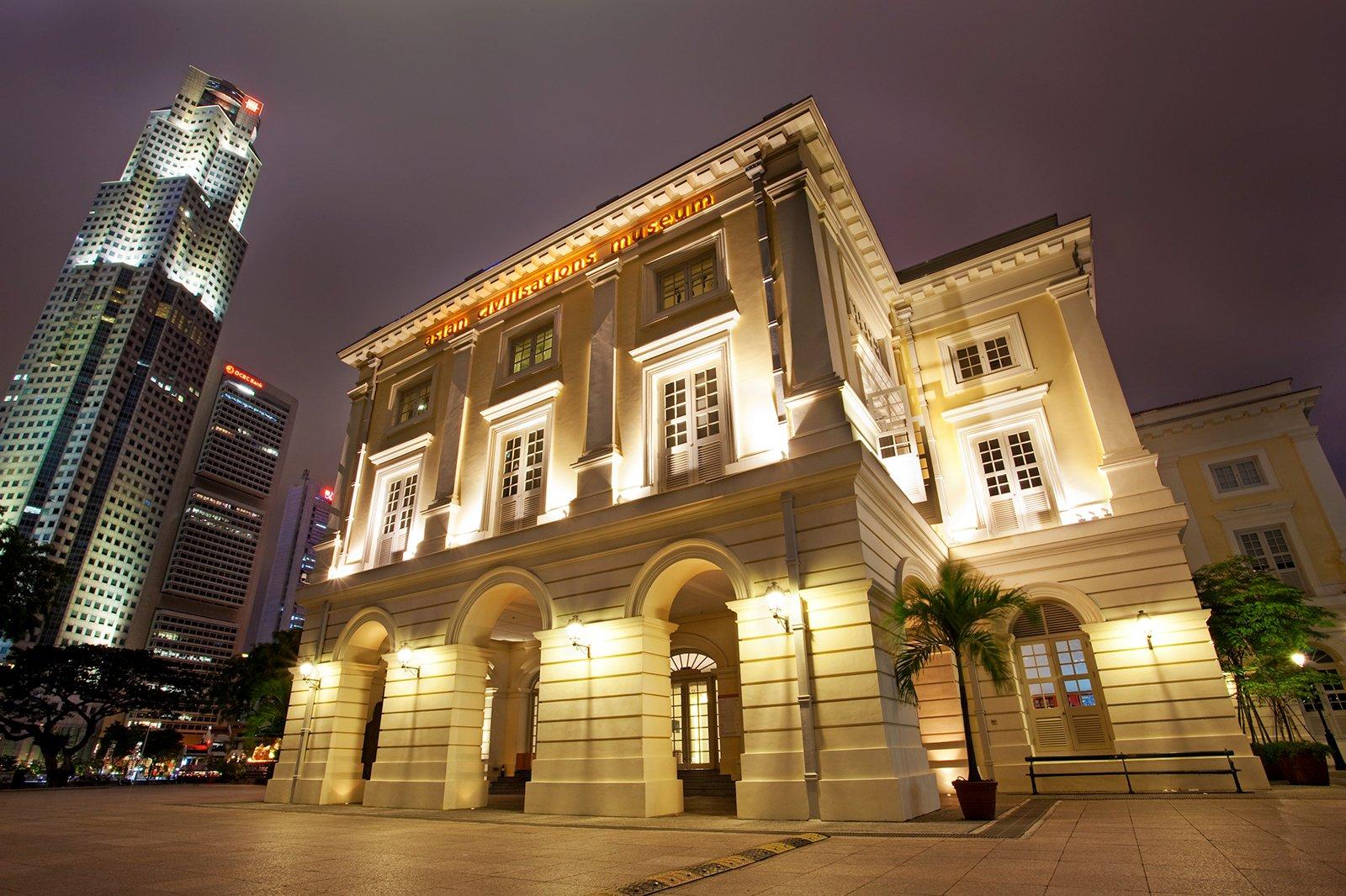 Asian Civilisations Museum in Singapore - Singapore Attractions