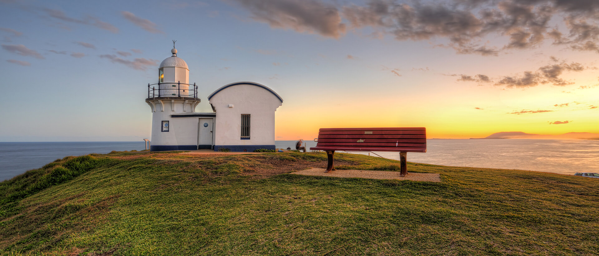 Порт-Маккуори, Новый Южный Уэльс, Австралия