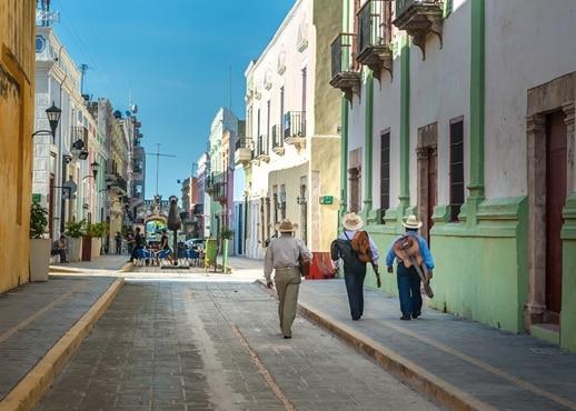 라 만사니야, 멕시코