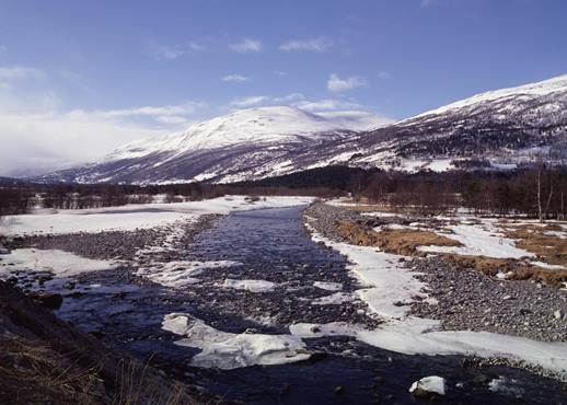 Oppdal, Norge