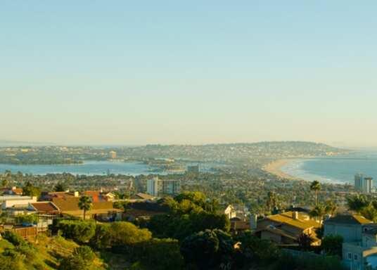 San Diego, Kalifornie, USA