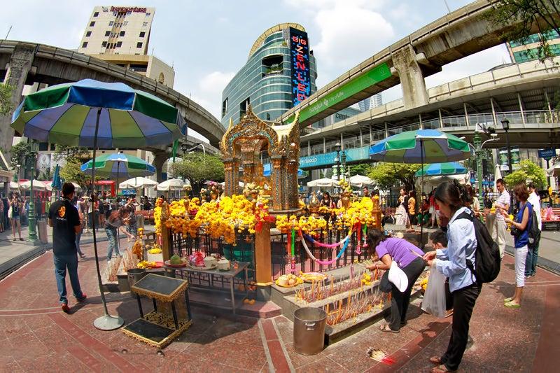 Erawan Shrine in Bangkok - Hindu Shrine in Chidlom – Go Guides