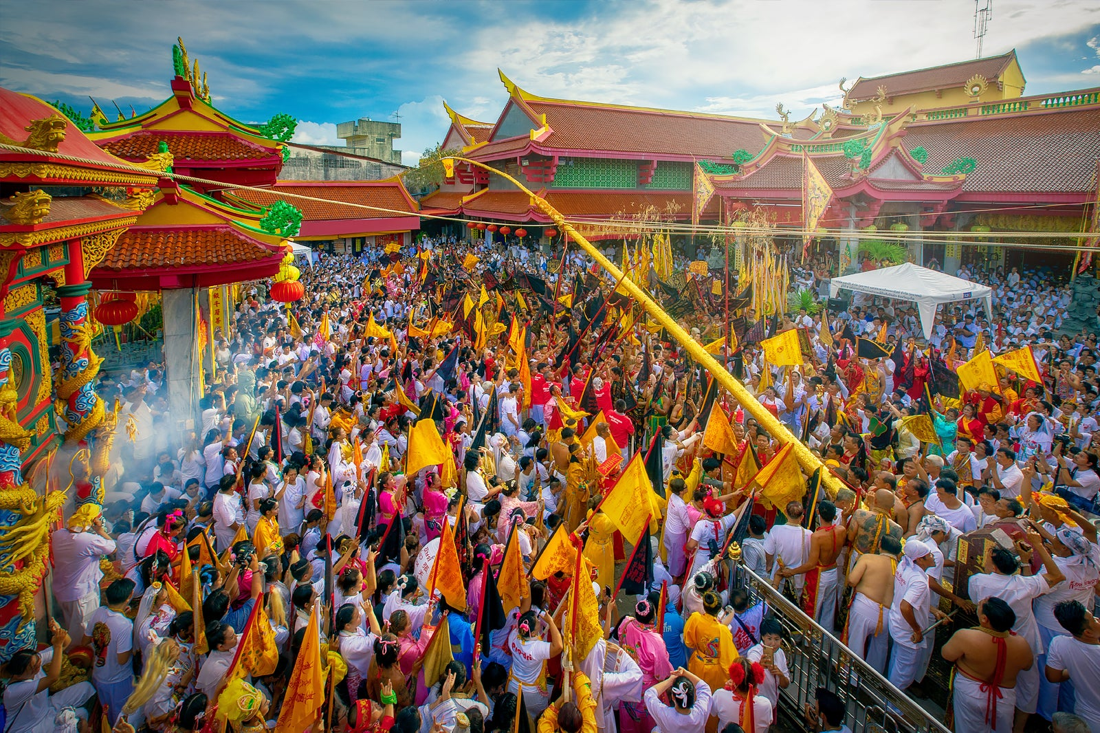 The most beautiful celebrations and festivals in Bangkok