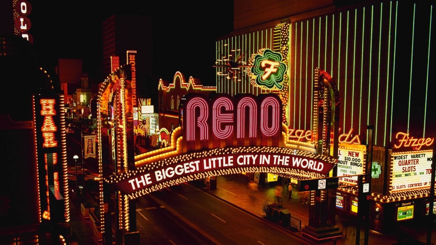Book Silver Legacy Resort Casino At THE ROW In Reno Hotelscom - Map of reno casinos