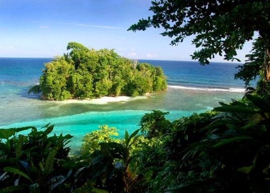 Titchfield Peninsula, Jamaica