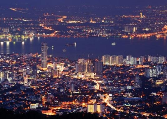George Town, Malaisia