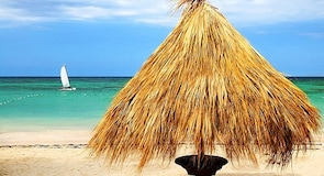 Пляж Playa Minitas