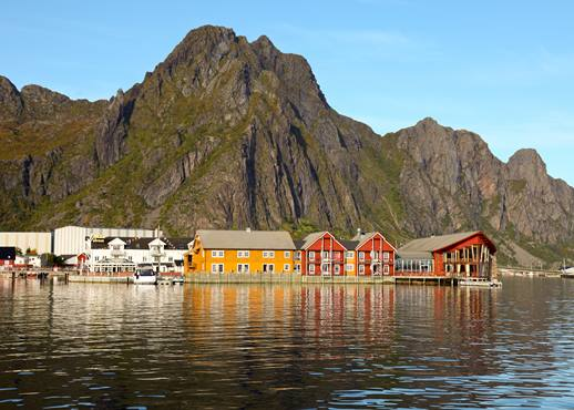 Svolvær, Norge