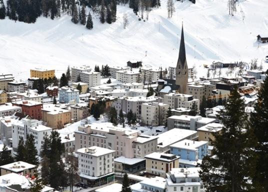 Davos-Platz, Switzerland