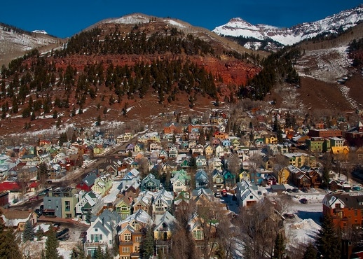 Telluride, Colorado, Amerikai Egyesült Államok