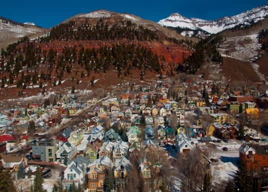 Placerville, Colorado, Amerika Serikat