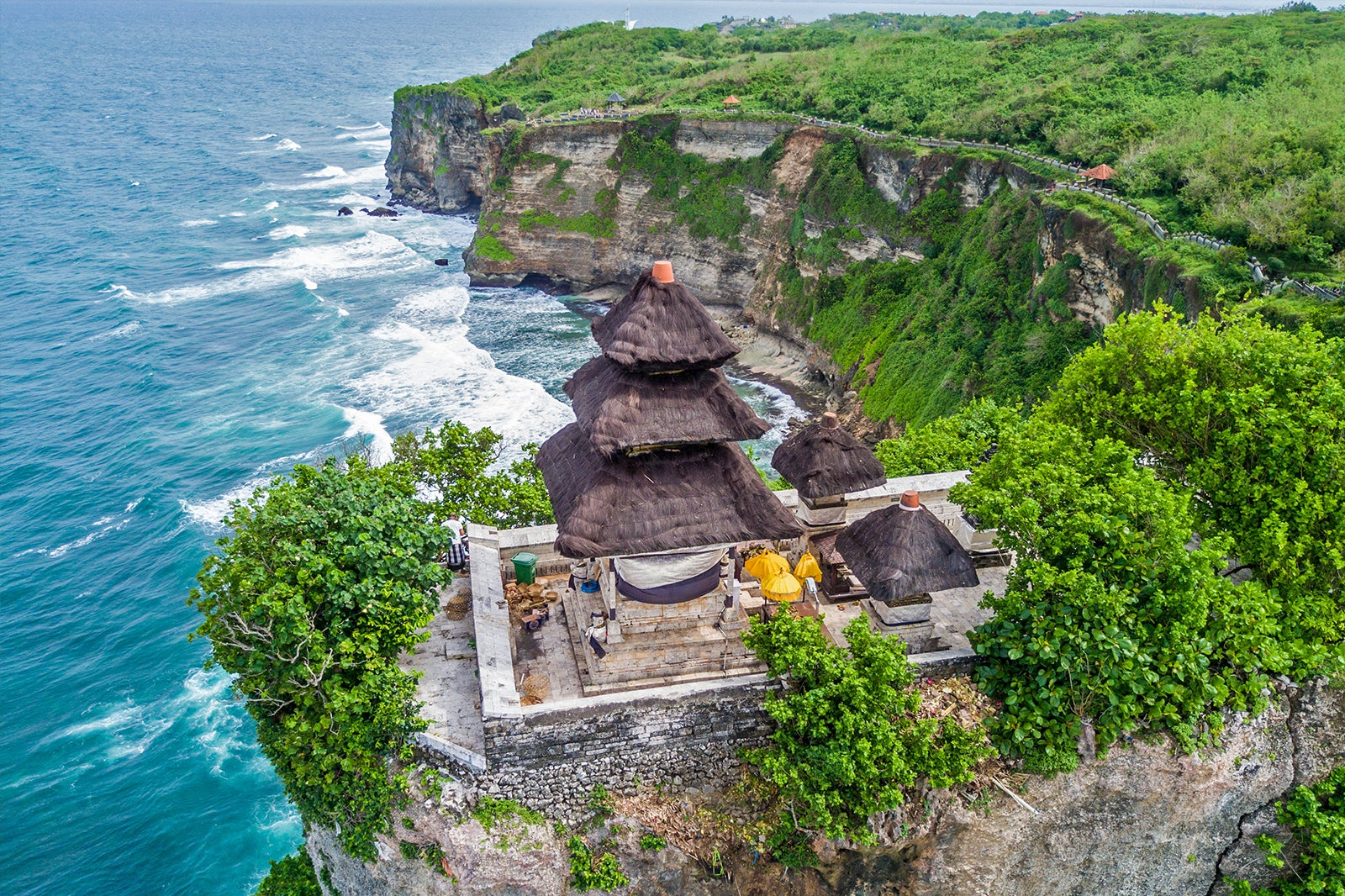 Uluwatu Temple in Bali - Bali's Scenic Cliff Temple – Go Guides