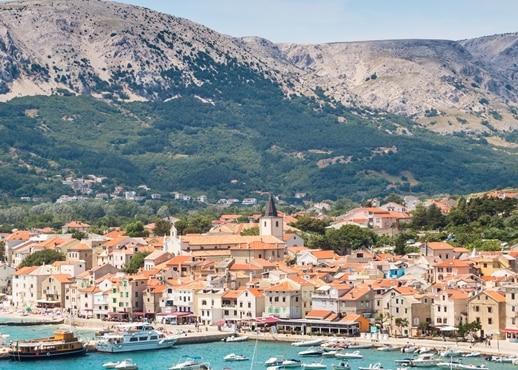 Ostrov Krk, Chorvatsko