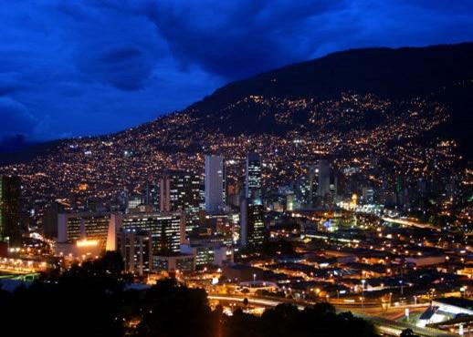 코코르나, 콜롬비아
