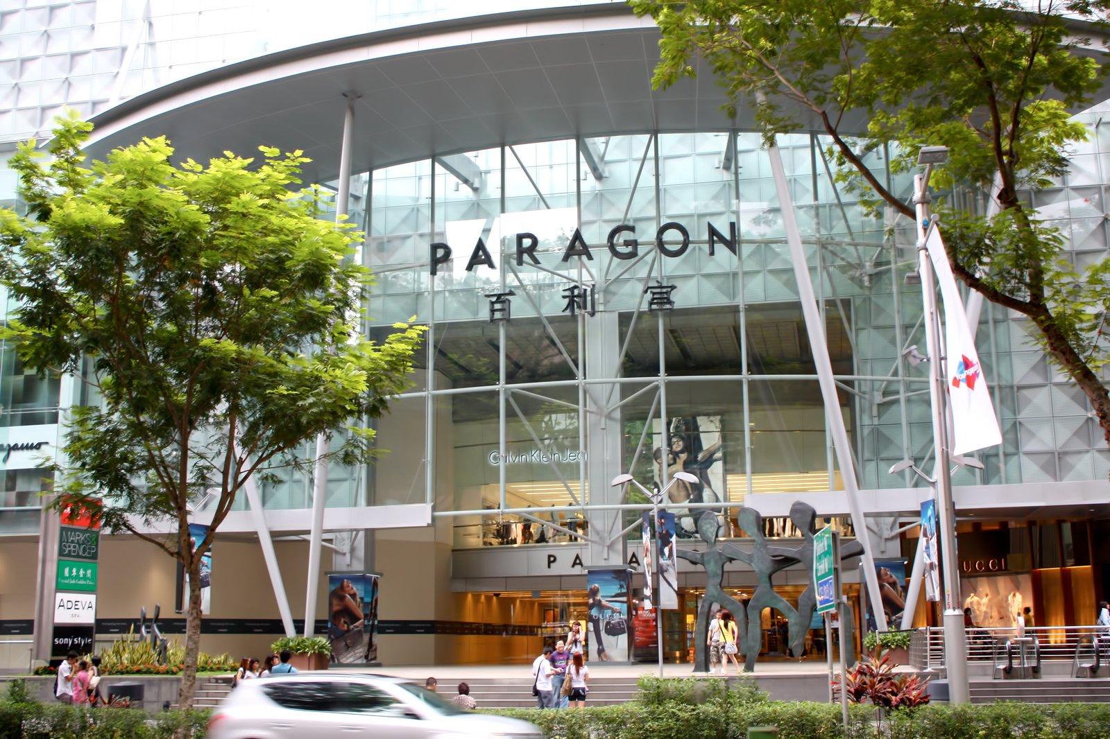 Paragon Shopping Center - Singapore Shopping Complex