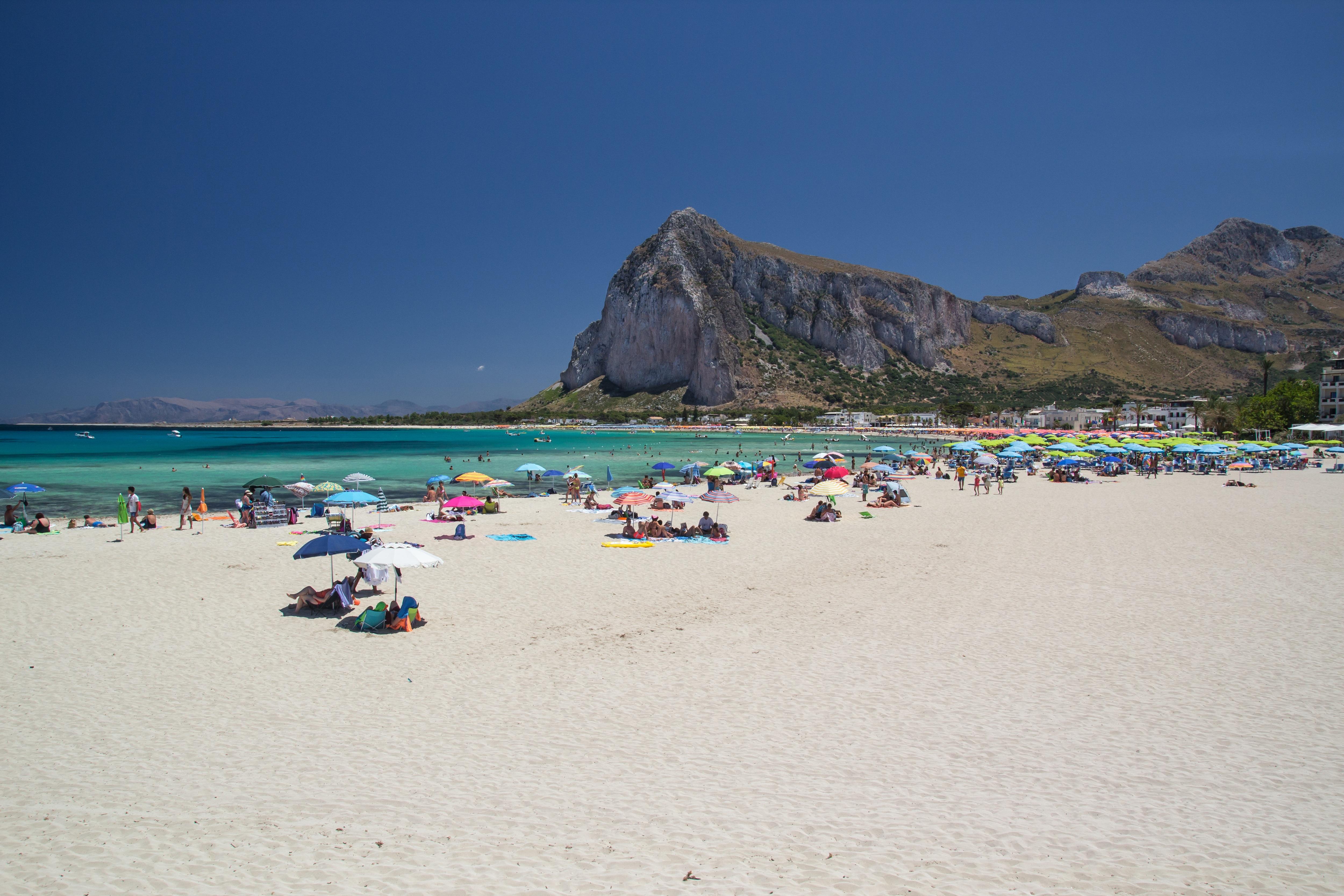San Vito Lo Capo, Italien