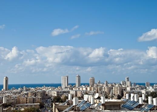 貝特雁, 以色列