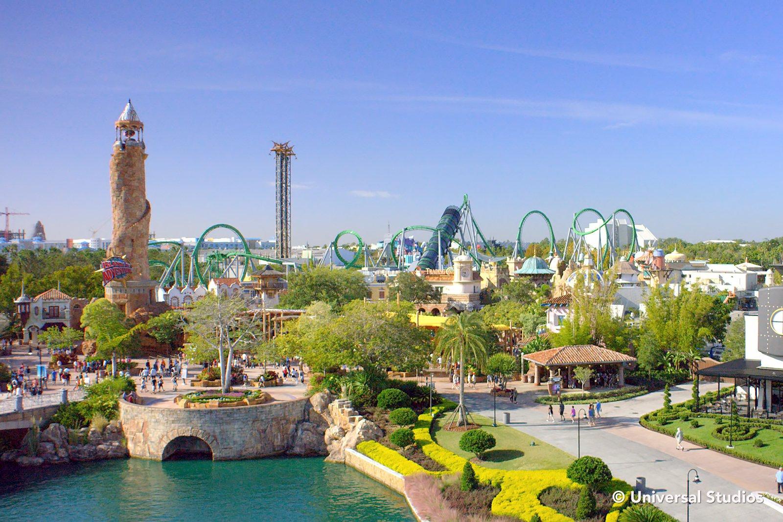 10 Best Theme Parks in Orlando - Orlando Theme Parks California Theme Parks Map on