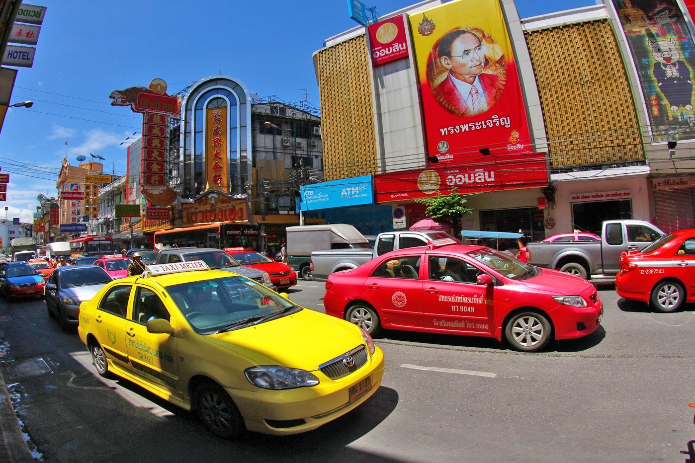 hotels in bangkok thailand