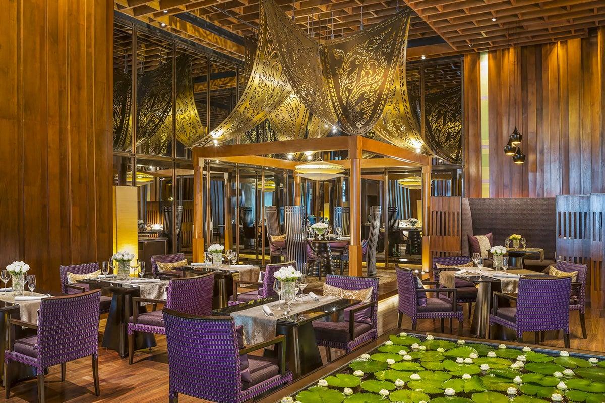 Michelin Starred Restaurants In Bangkok