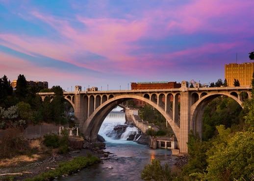 스포캔밸리, 워싱턴, 미국