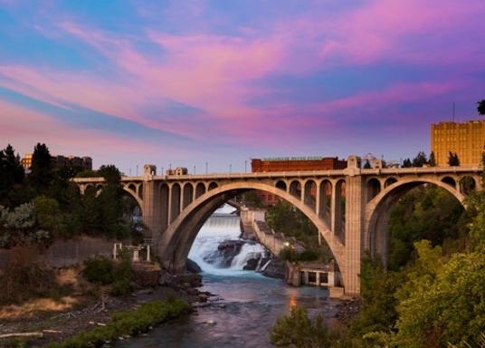 Post Falls, Idaho, USA
