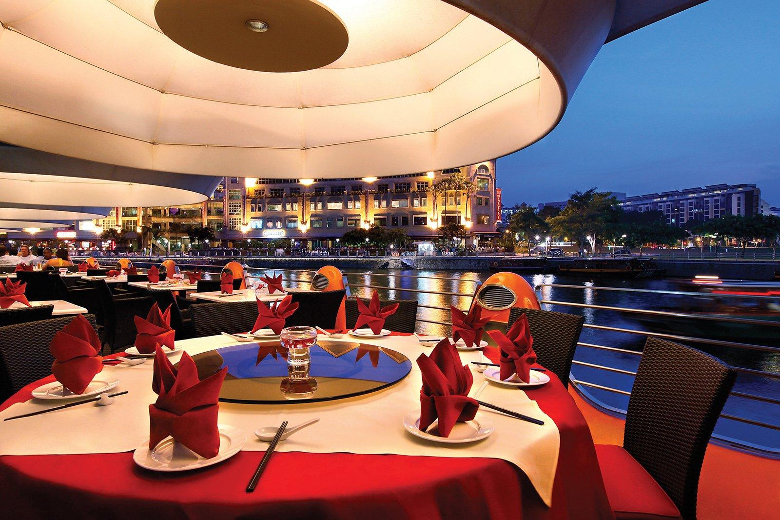 Bedste dating restaurant singapore