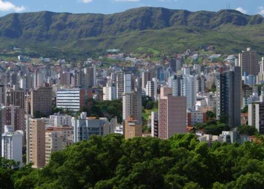 Contagem, Brezilya