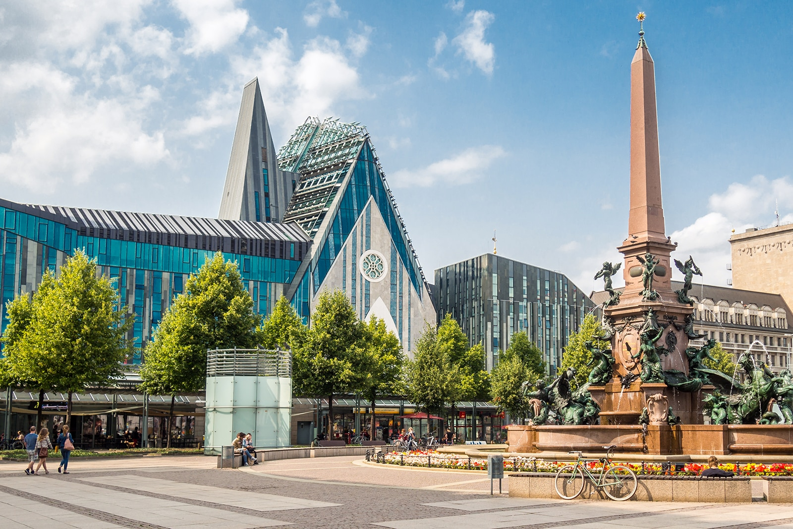 48 Hours In Leipzig Colditz Budgettraveller
