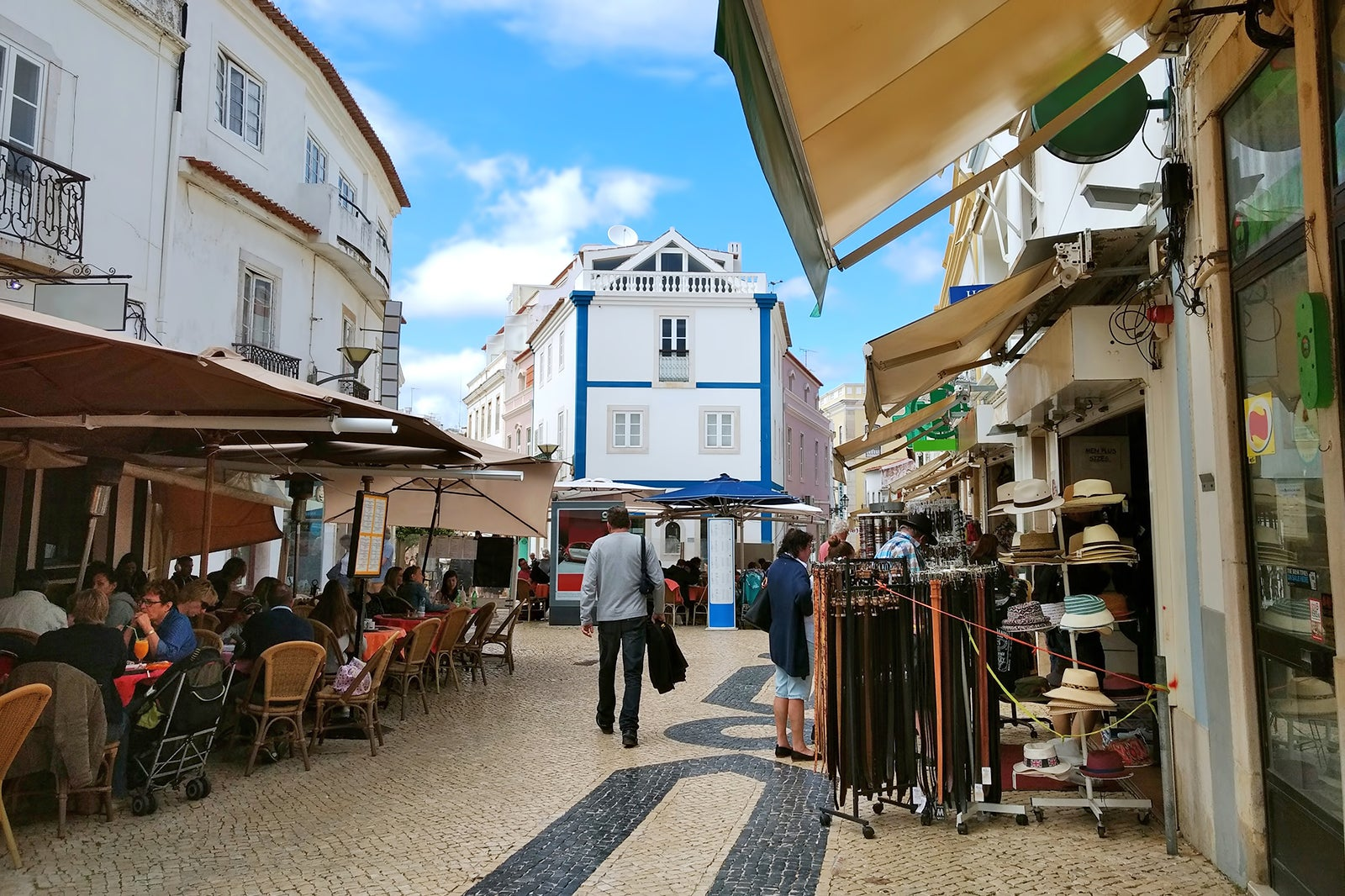 In portugal shopping lagos Shopping in