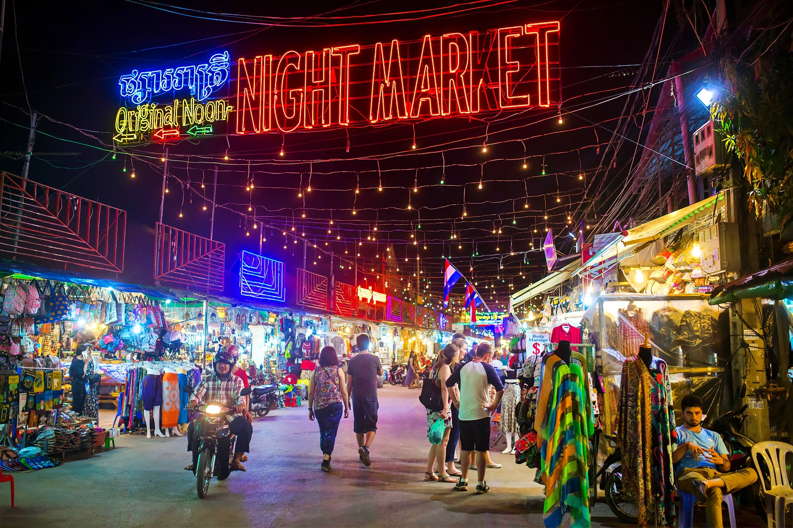 5 Best Night Markets in Siem Reap - Siem Reap's Most Popular Local Markets  - Go Guides