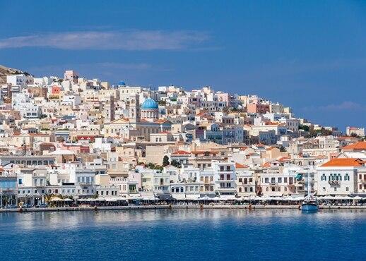 Syros, Yunani
