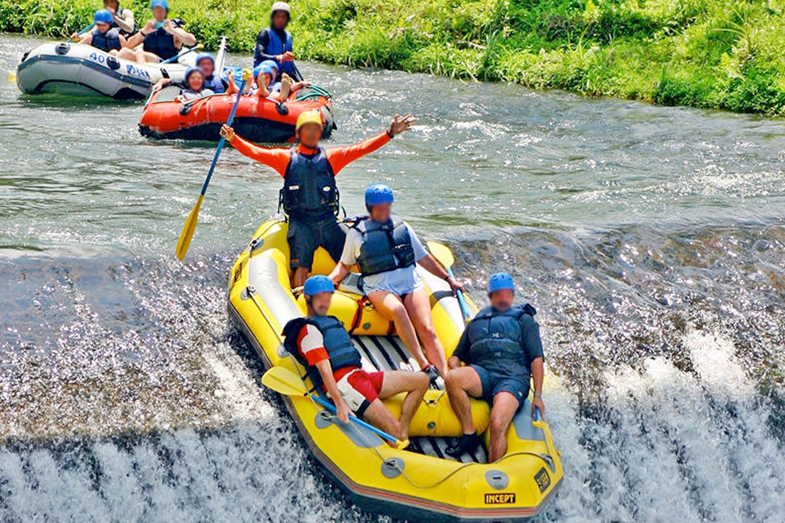 Image result for rafting in bali