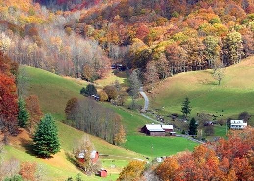 Maggie Valley, Pohjois-Carolina, Yhdysvallat