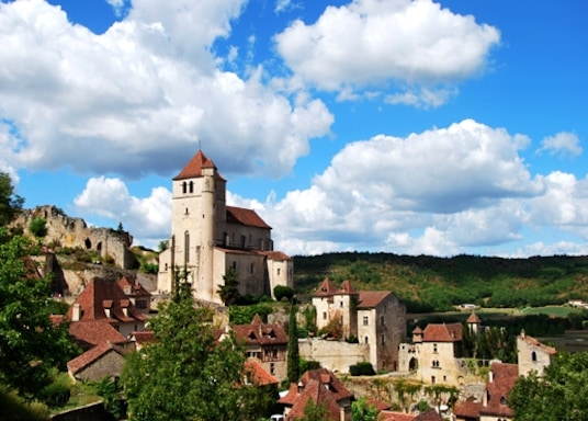 Bourg-Saint-Andeol, France
