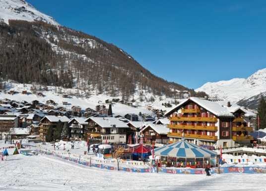Saas Grund, Switzerland