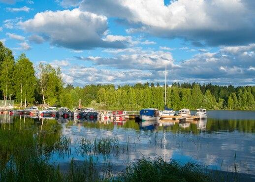 Središnja Finska, Finska