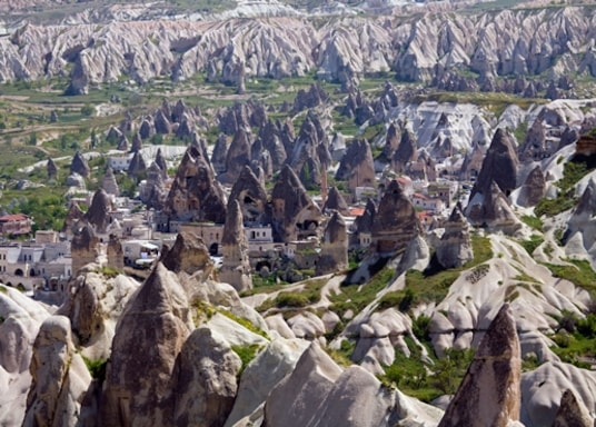 أفانوس, تركيا