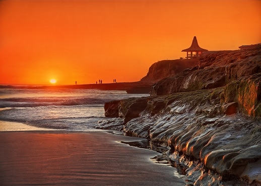 Santo Cruz (dan sekitarnya), California, Amerika Serikat