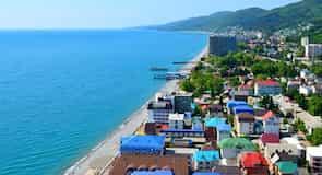 Lazarevskoye Beach