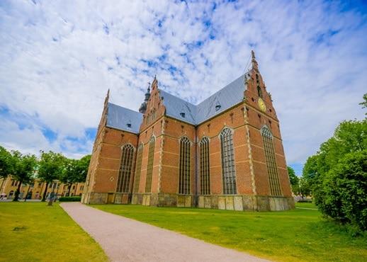 Kristianstad, Sverige
