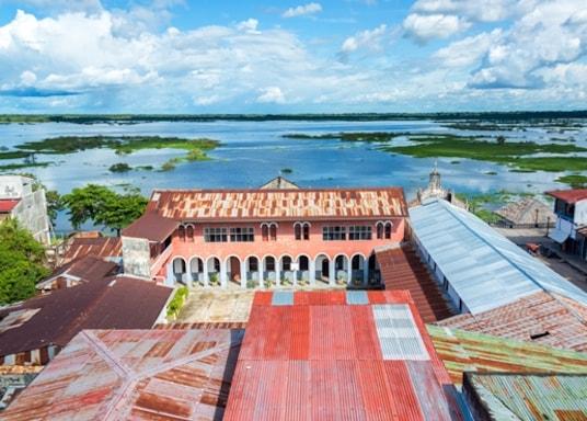 Iquitos (og nærsveitir), Perú