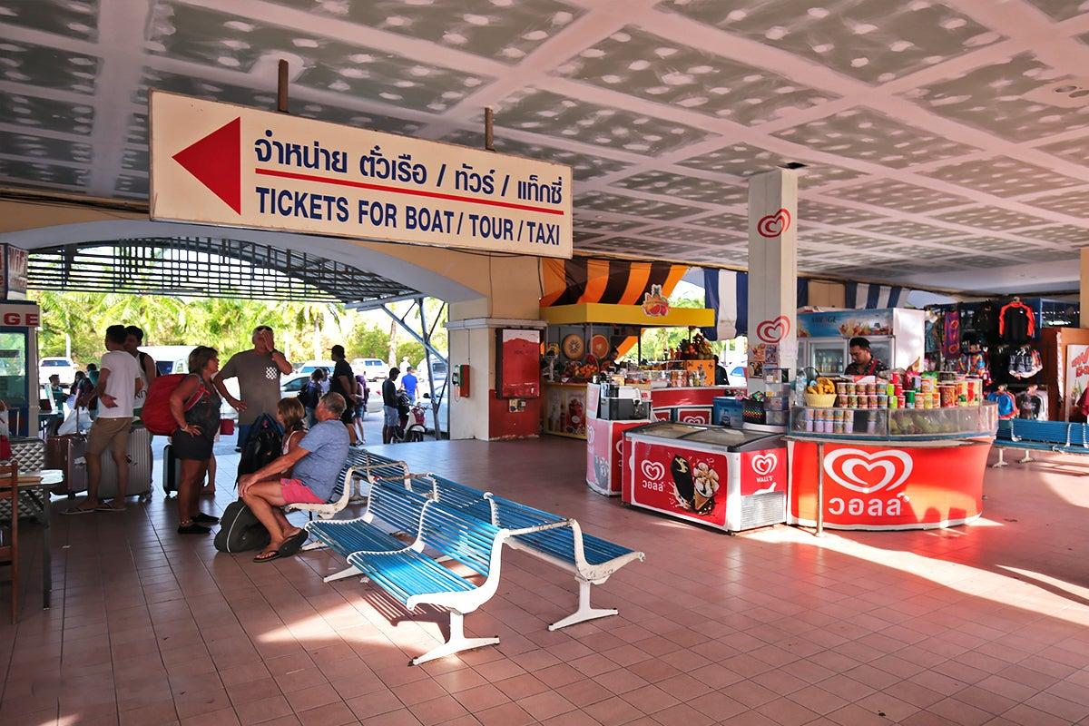 Rassada Pier in Phuket - Phuket's Main Ferry Pier