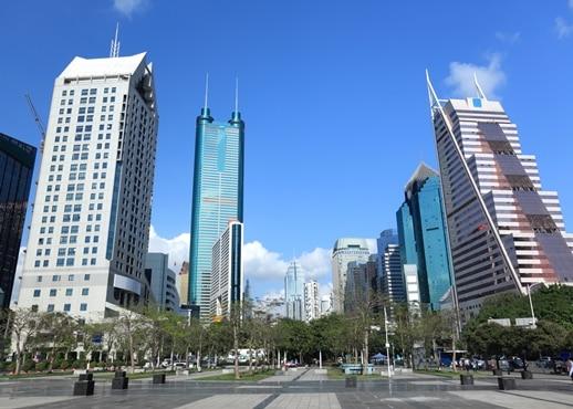 Shenzhen, Čína