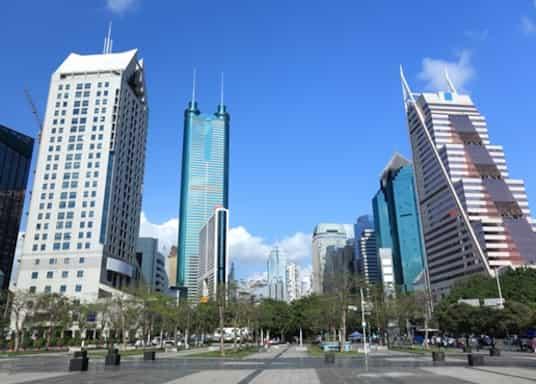 Shenzhen, Hiina