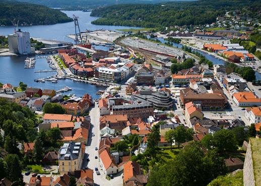 Halden, Norja