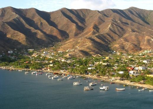 Santa Marta, Kolombia